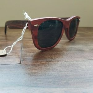 04704602ede Viable Harvest Accessories - Real Wooden Sandalwood Sunglasses -Unique  Coloring